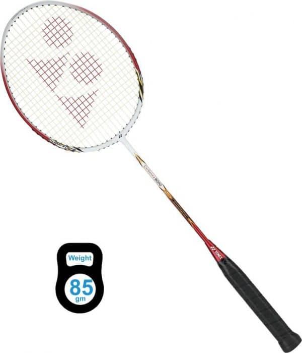 Yonex Badminton Racket- Carbon 8000 plus