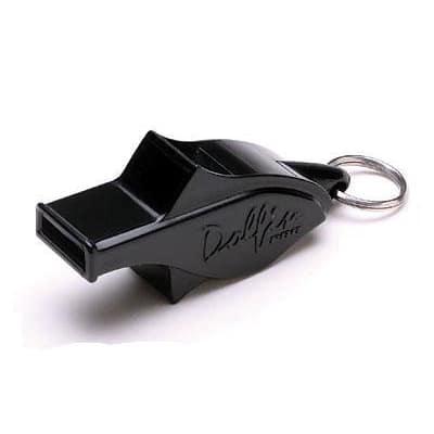 Dolfin Whistle (Black)