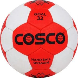 Cosco Hand ball: Goal- 32 Women