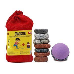 Seven Stones Game(Lagori)
