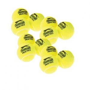 Slazenger Practice Tennis Balls (Pack of 60)