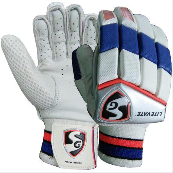 SG Litevate Batting Gloves RH