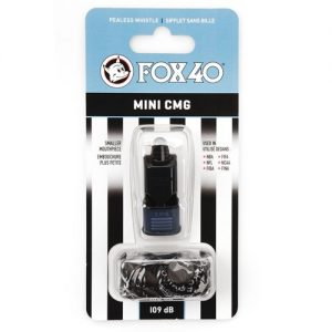 Fox 40 Mini CMG Pealess Whistle
