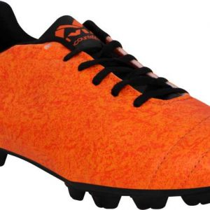 Nivia Encounter 5.0 Football Shoes For Men  (Orange)