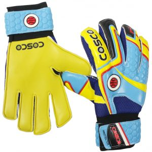 Cosco Protector Football Goal Keeper Gloves (Medium size)