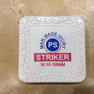 Carrom Board Striker (Ivory Man Made)