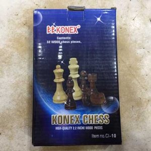 Konex Chess coins (White & Brown)