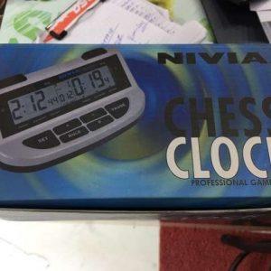 Chess Clock Nivia